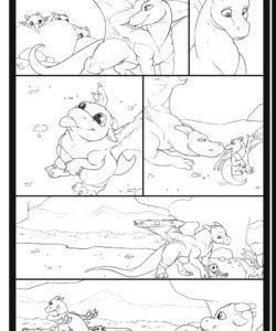 Runt 1 006 and Gay furries comics