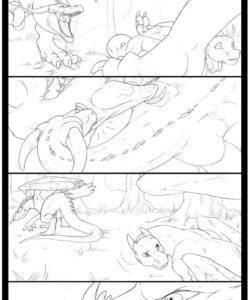 Runt 2 012 and Gay furries comics