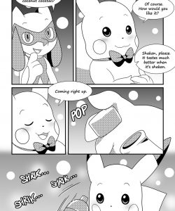 Secret Cocktail 004 and Gay furries comics