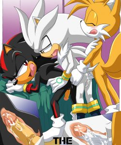 Shadow And Tails gay furry comic