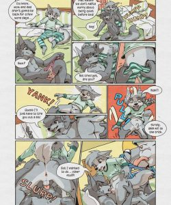 Sheath And Knife 2 003 and Gay furries comics
