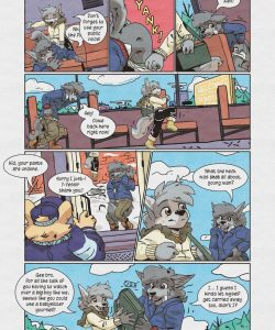 Sheath And Knife 2 013 and Gay furries comics