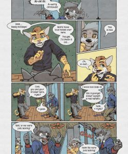 Sheath And Knife 2 034 and Gay furries comics