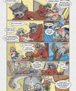 Sheath And Knife 2 045 and Gay furries comics