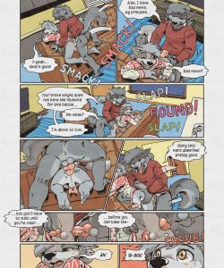 Sheath And Knife 2 065 and Gay furries comics