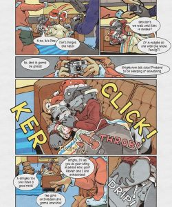 Sheath And Knife 2 071 and Gay furries comics