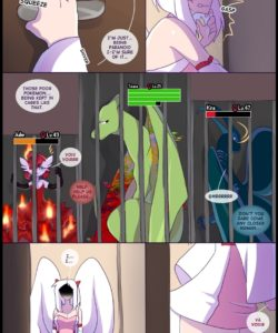 Silver Soul 3 057 and Gay furries comics