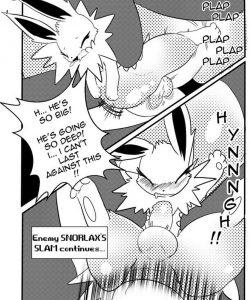 Slam! gay furry comic