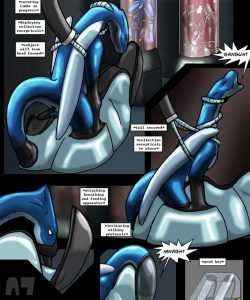 Slave Ball 007 and Gay furries comics