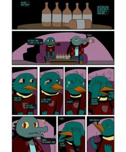 Smelting Hearts 004 and Gay furries comics