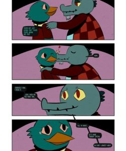 Smelting Hearts 006 and Gay furries comics