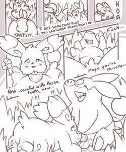 Soft + Sweet 002 and Gay furries comics