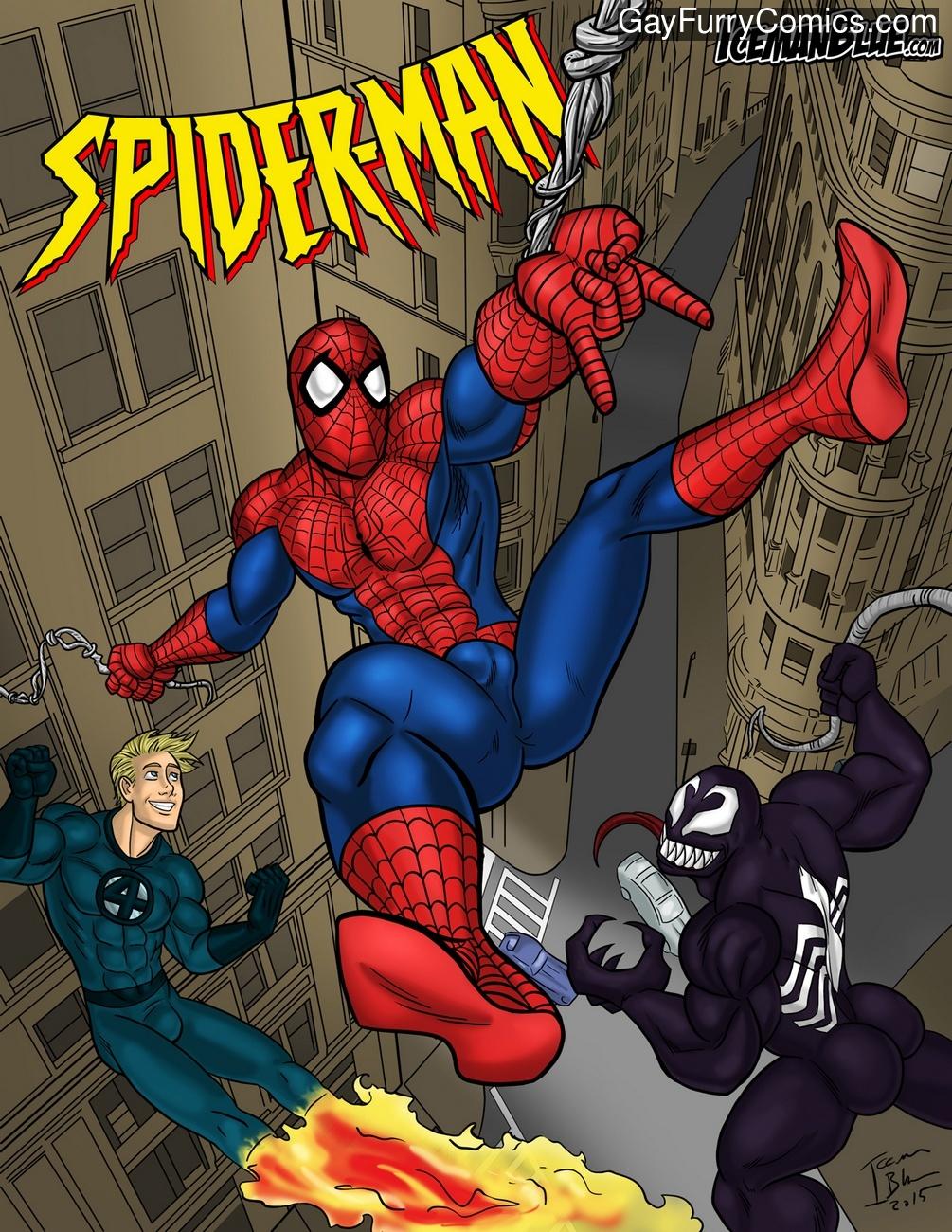 Spiderman порно пародия смотреть онлайн
