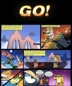Starwash 002 and Gay furries comics