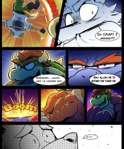 Starwash 003 and Gay furries comics