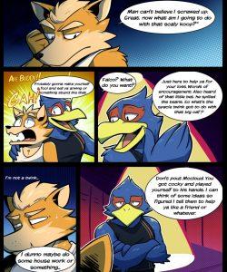 Starwash 006 and Gay furries comics