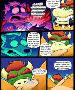 Starwash 020 and Gay furries comics