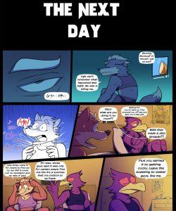 Starwash 057 and Gay furries comics