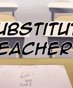 Substitute Teacher 001 and Gay furries comics