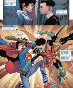 Super Sons - My Best Friend 003 and Gay furries comics