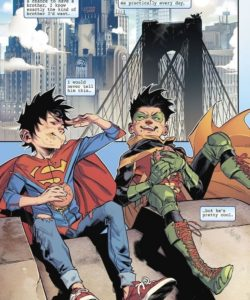 Super Sons - My Best Friend 004 and Gay furries comics