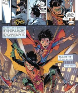 Super Sons - My Best Friend 005 and Gay furries comics