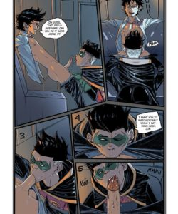 Super Sons - My Best Friend 008 and Gay furries comics