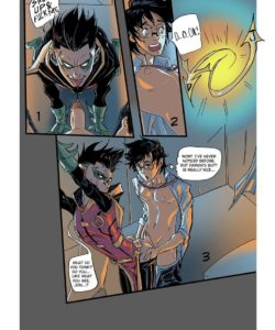 Super Sons - My Best Friend 011 and Gay furries comics