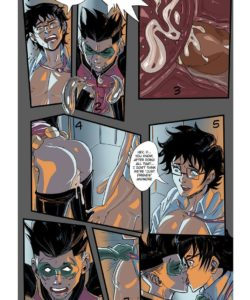 Super Sons - My Best Friend 014 and Gay furries comics