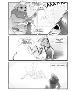 Swapeon 005 and Gay furries comics