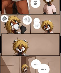 Switches 002 and Gay furries comics