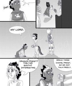Sword & Crown 010 and Gay furries comics