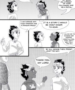 Sword & Crown 012 and Gay furries comics