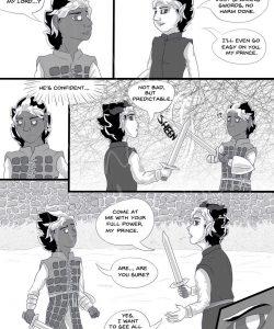 Sword & Crown 020 and Gay furries comics