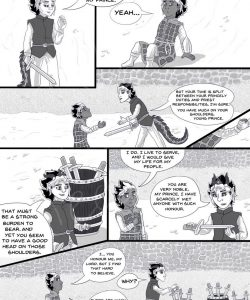 Sword & Crown 022 and Gay furries comics