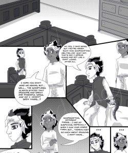 Sword & Crown 024 and Gay furries comics