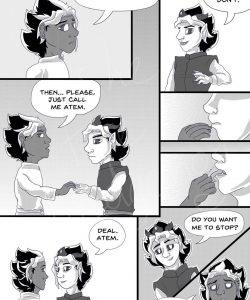 Sword & Crown 027 and Gay furries comics