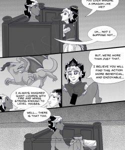 Sword & Crown 033 and Gay furries comics