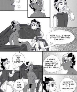 Sword & Crown 037 and Gay furries comics