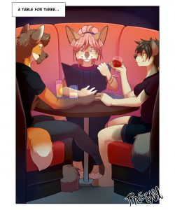 Table For Three 030 and Gay furries comics