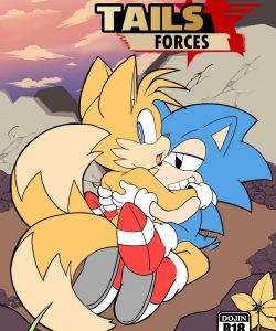 Tails Forces 001 and Gay furries comics