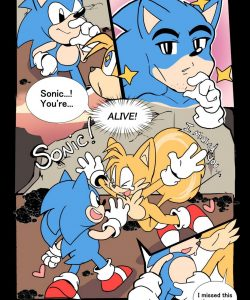 Tails Forces 003 and Gay furries comics