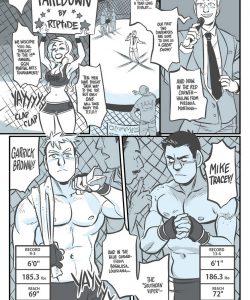 Takedown gay furry comic