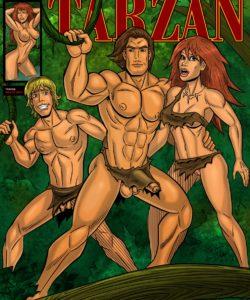 Tarzan 001 and Gay furries comics