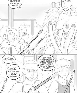 Temple Of The Morning Wood 5 004 and Gay furries comics