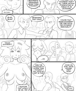 Temple Of The Morning Wood 5 009 and Gay furries comics