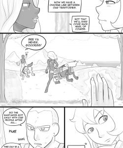 Temple Of The Morning Wood 5 031 and Gay furries comics