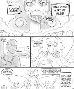 Temple Of The Morning Wood 5 037 and Gay furries comics