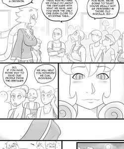 Temple Of The Morning Wood 5 044 and Gay furries comics