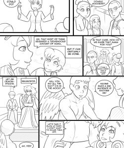 Temple Of The Morning Wood 5 060 and Gay furries comics
